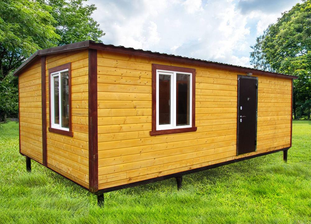 Каркасные модульные дома и бани