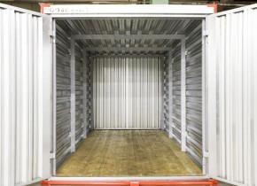 Блок-контейнер гараж