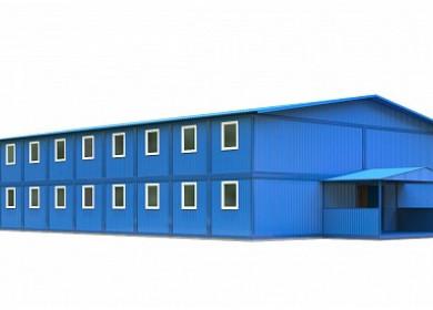 Модульное здание - 1