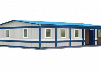 Модульное здание - 2