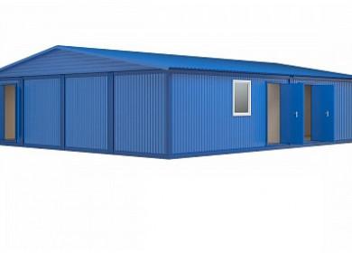 Модульное здание - 3