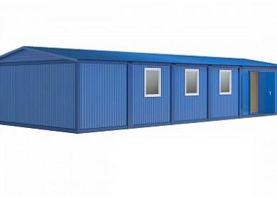 Модульное здание - 4