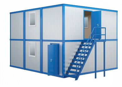 Модульное здание - 5