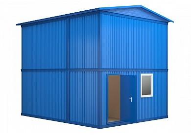 Модульное здание - 6