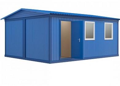 Модульное здание - 8