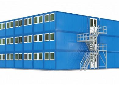 Модульное здание - 9